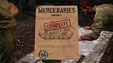 Pantalla World of Tanks: Mercenaries