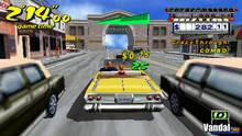 Pantalla Crazy Taxi: Fare Wars