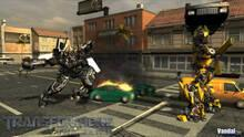 Pantalla Transformers: The Game