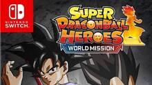 Imagen 16 de Super Dragon Ball Heroes: World Mission