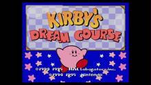 Imagen 1 de Kirby's Dream Course CV