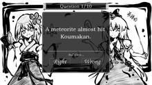 Imagen 1 de Perfect Memento of Touhou Question