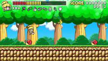 Imagen 1 de Wonder Boy Returns Remix