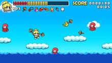 Imagen 2 de Wonder Boy Returns Remix