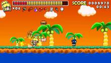 Imagen 5 de Wonder Boy Returns Remix