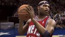Pantalla NBA Live 08