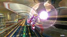 Pantalla Sonic Riders: Zero Gravity
