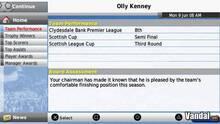 Imagen 1 de Football Manager Handheld 2008
