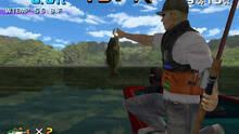 Pantalla Sega Bass Fishing