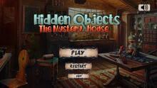 Imagen 7 de Hidden Objects - The Mystery House