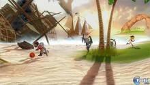 Imagen 4 de Pirates vs Ninjas Dodgeball XBLA