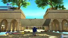 Pantalla Sonic Unleashed