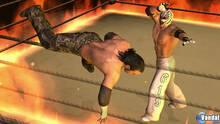 Pantalla WWE Smackdown! vs RAW 2009