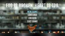 Imagen 1 de egg is broken. heart is too.