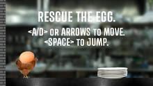 Imagen 2 de egg is broken. heart is too.