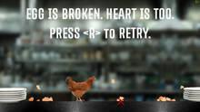 Imagen 4 de egg is broken. heart is too.
