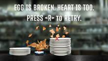 Imagen 6 de egg is broken. heart is too.