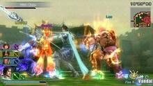 Pantalla Dynasty Warriors Strikeforce