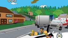 Pantalla The Simpsons Road Rage