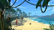 Pantalla La Fuga de Monkey Island