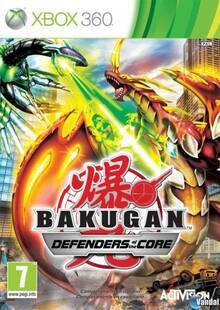 bakugan defensores de la tierra para nds