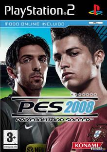 Carátulas Pro Evolution Soccer 2008 PS3, PS2, Xbox 360, Wii