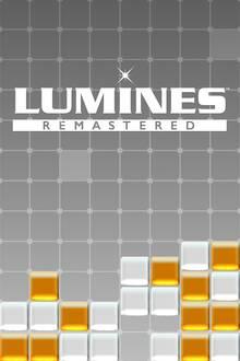 Resultado de imagen de Lumines Remastered ps4 caratula