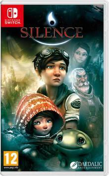 Carátula de Silence para Switch