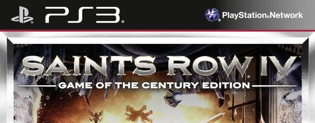 Saints Row IV: Game of the Century Edition ya está disponible