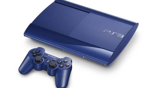 Las PS3 roja y azul llegarán a Europa