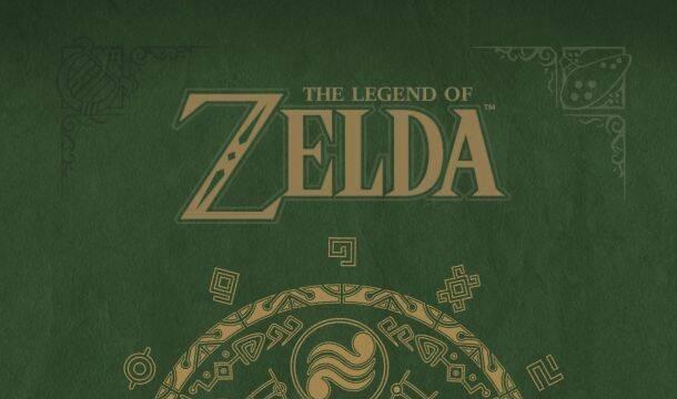 El libro Hyrule Historia vuelve a ser el más vendido en Amazon