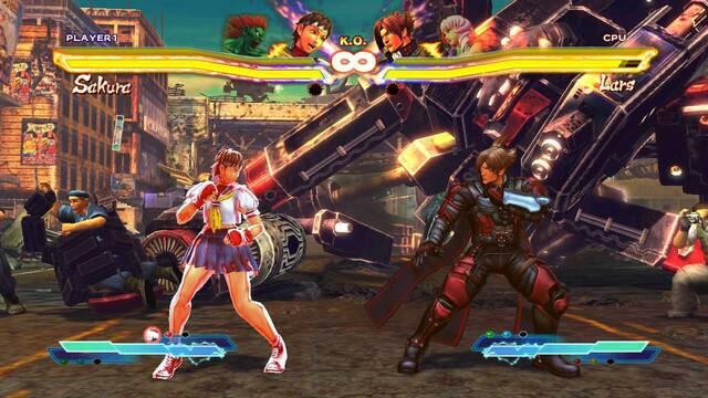 La versión 2013 de Street Fighter X Tekken se va a enero