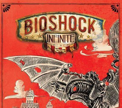Ésta es la portada ganadora para BioShock Infinite