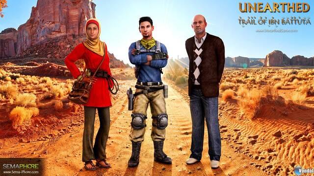Unearthed, un clon de Uncharted hecho en Arabia Saudí, también para Xbox 360
