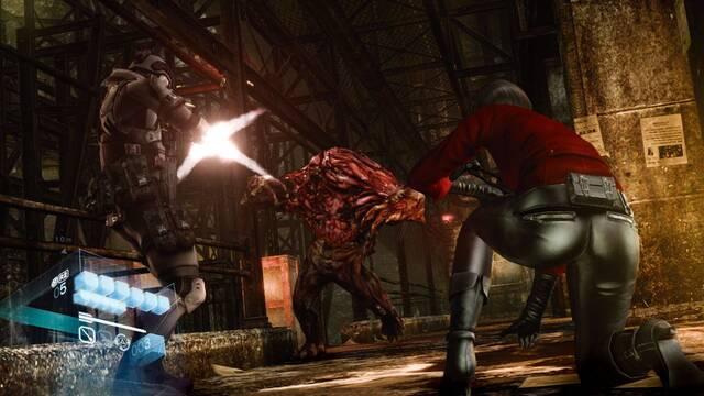 La actualización de Resident Evil 6 traería nuevos trajes y objetos