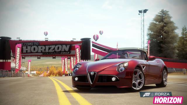 Los  primeros coches extra para Forza Horizon llegan el 6 de noviembre