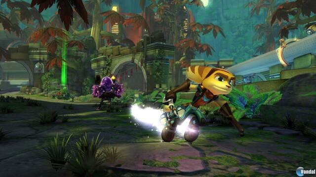 Detallados los elementos 'tower defense' de Ratchet & Clank: QForce