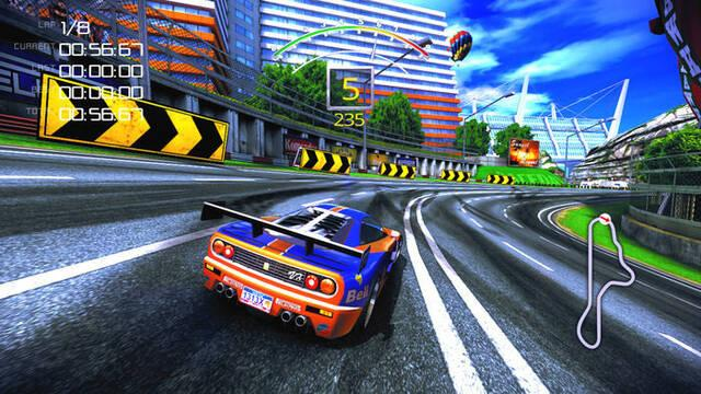 The 90's Arcade Racer llegará a Wii U