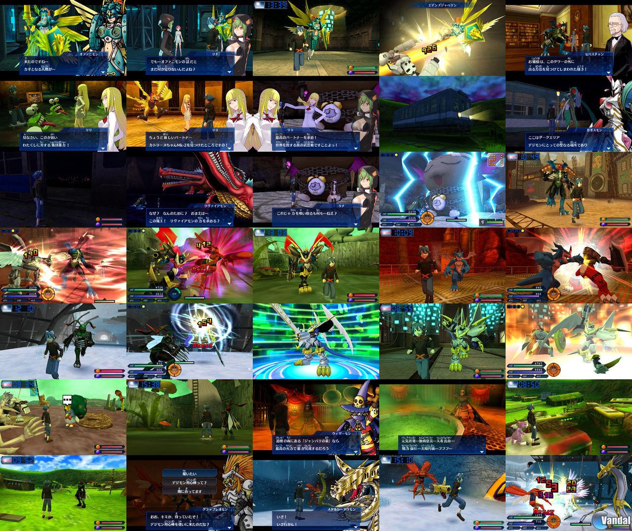 Digimon world re digitize evolve guide | Digimon World Re