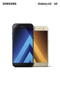 Samsung presented their new mobile Galaxy A-series