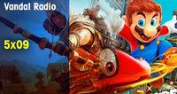 Vandal Radio 5x09 - Super Mario Odyssey and Assassin