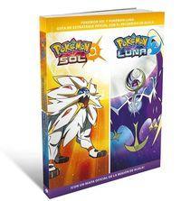 guia oficial de Pokémon Sol e Lua chega no dia 30 de novembro