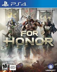 For Honor I would need a permanent internet connection to play
