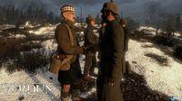 O jogo da Primeira Guerra Mundial Verdun recria a trégua de Natal