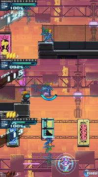 Nuevas images and illustrations in Azure Striker Gunvolt