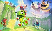 Yooka-Laylee gets a major update on consoles