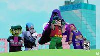 this will be the content of Teen Titans in LEGO Dimensions
