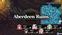 Dungeon Travelers 2 West amended four images look very risque