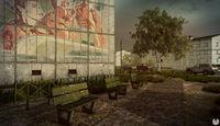 Le jeu de Koursk, nous introduit à la ville de Vidyayevo