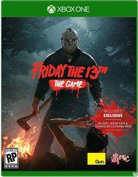 Friday the 13th: The Game will edition physics on Friday, October 13